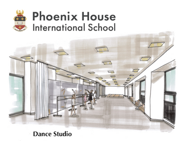 Phoenix House Dance Studio