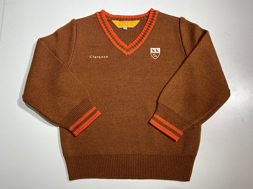 New Clarence School Pullover