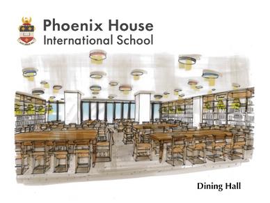 Phoenix House Dining Hall