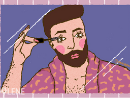 How the Makeup Industry Crushes Toxic Masculinity