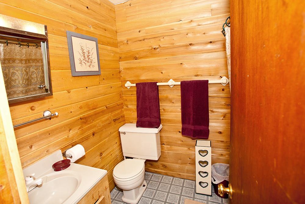 Cabin 5 bath