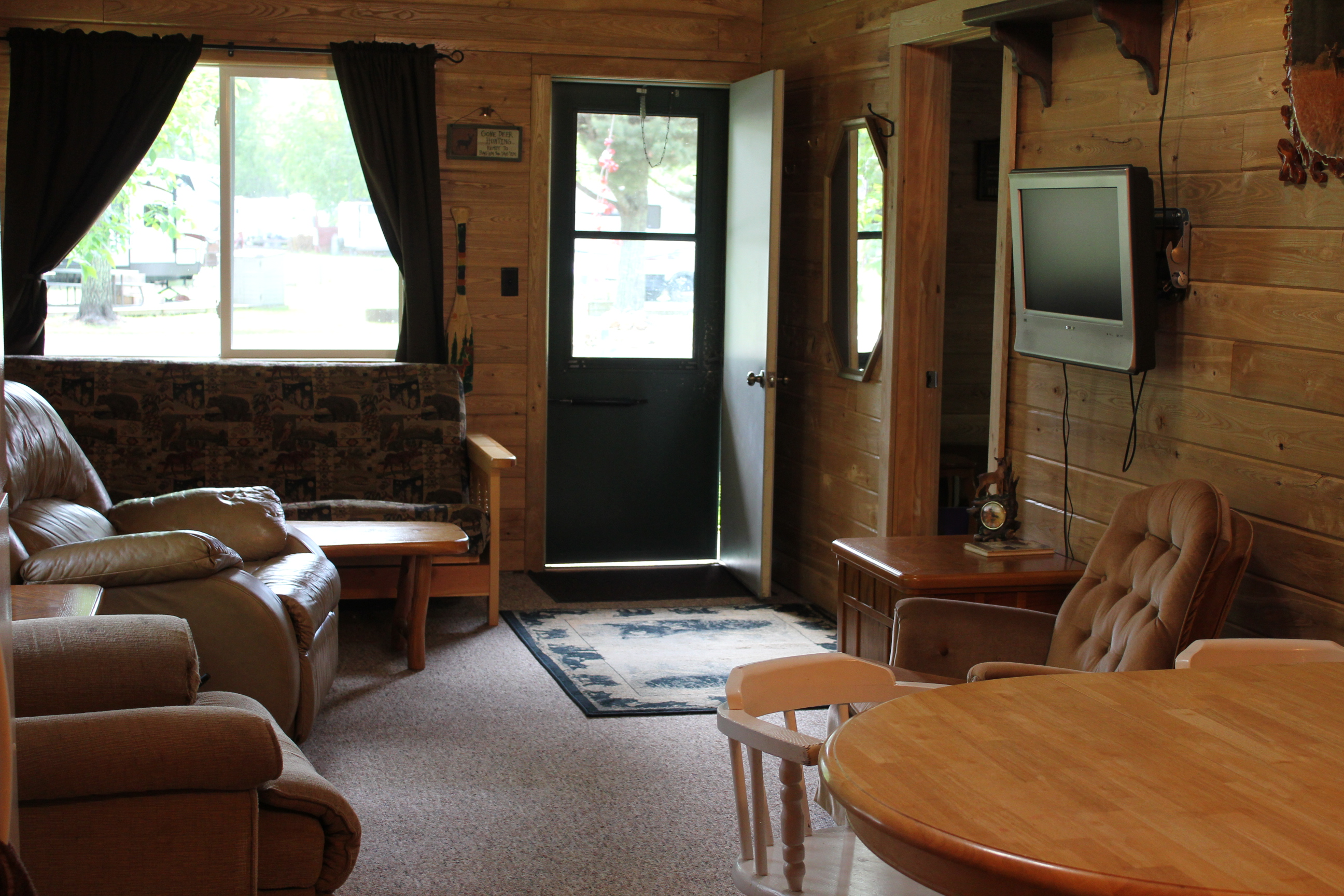 Family resort, rental cabin #2