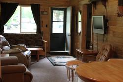 Family resort, rental cabin #2