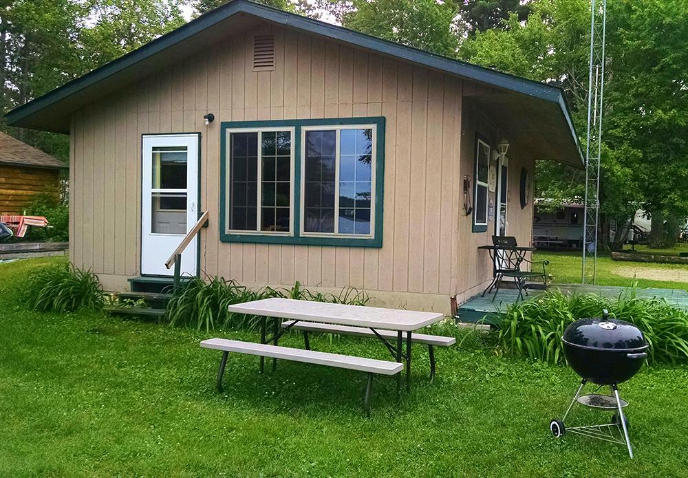 Cabin 5 two bedroom vacation rental