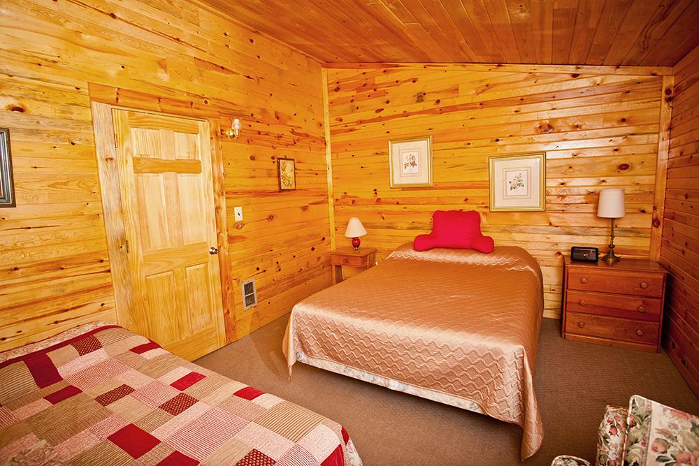 Cabin 3 bedroom 2