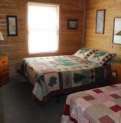 cabin 5 bedroom 1