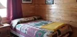 Rental cabin #2 at Pine Beach Resort