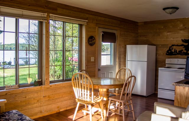 Cabin 5, 2 bedroom vacation rental