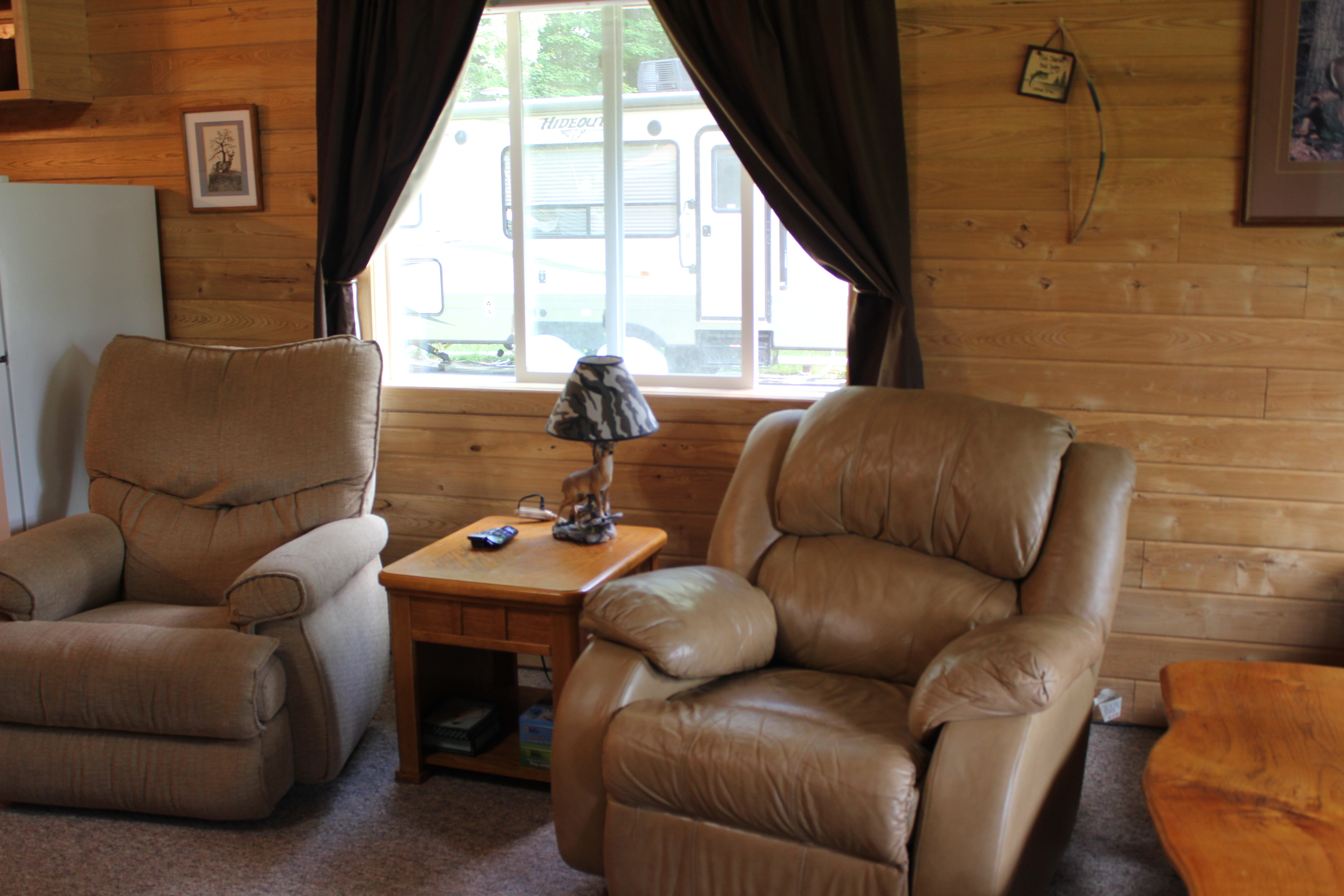 Year around cabin rental