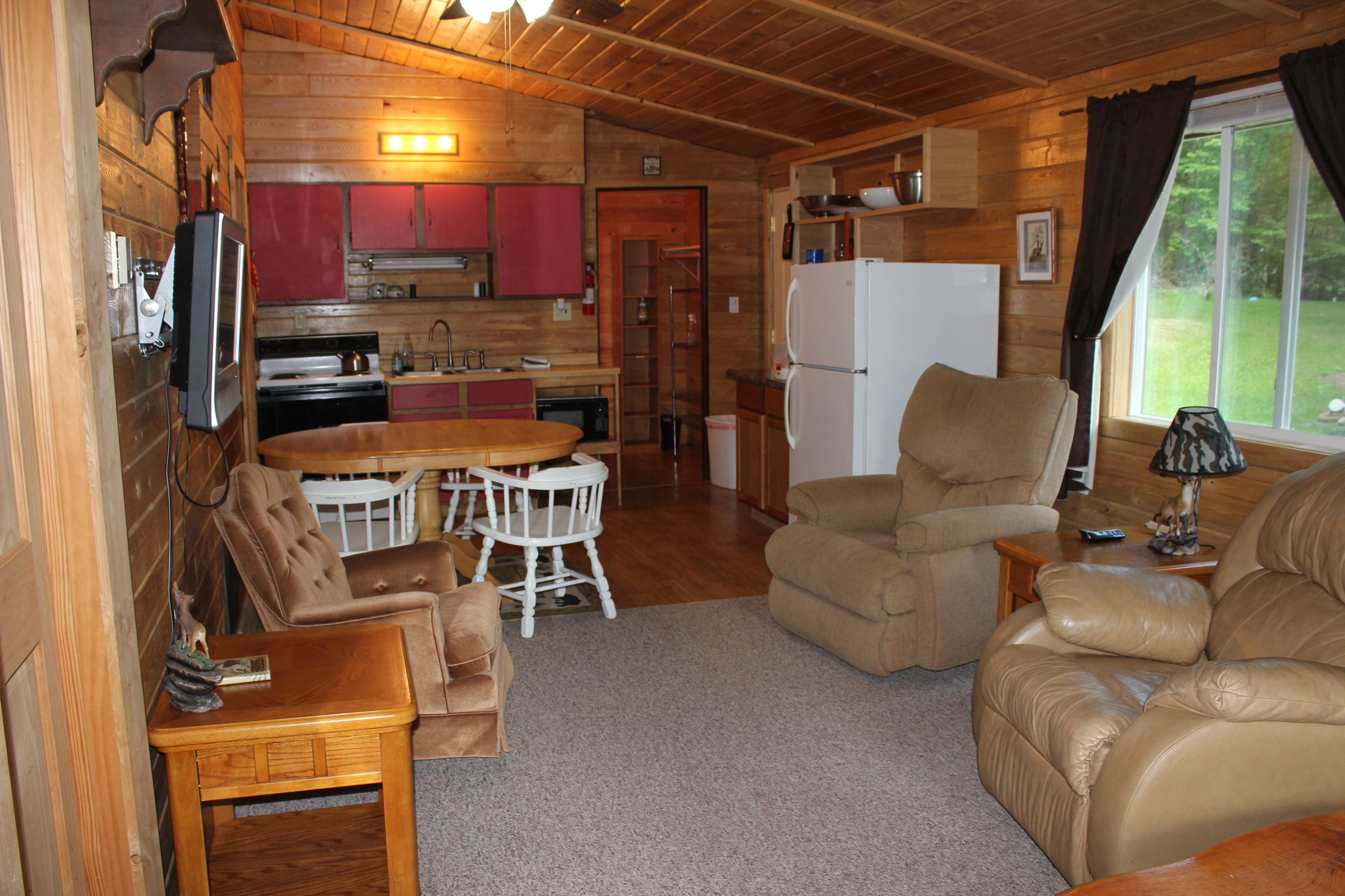 Cabin rental unit # 2