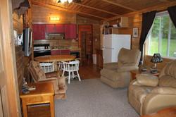 Cabin rental unit # 2