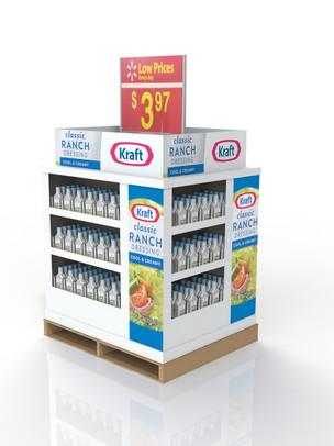 POP & Merchandisers Displays