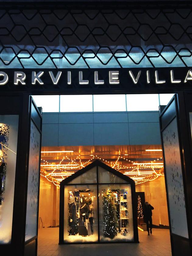 Yorkville AG Glass Cases