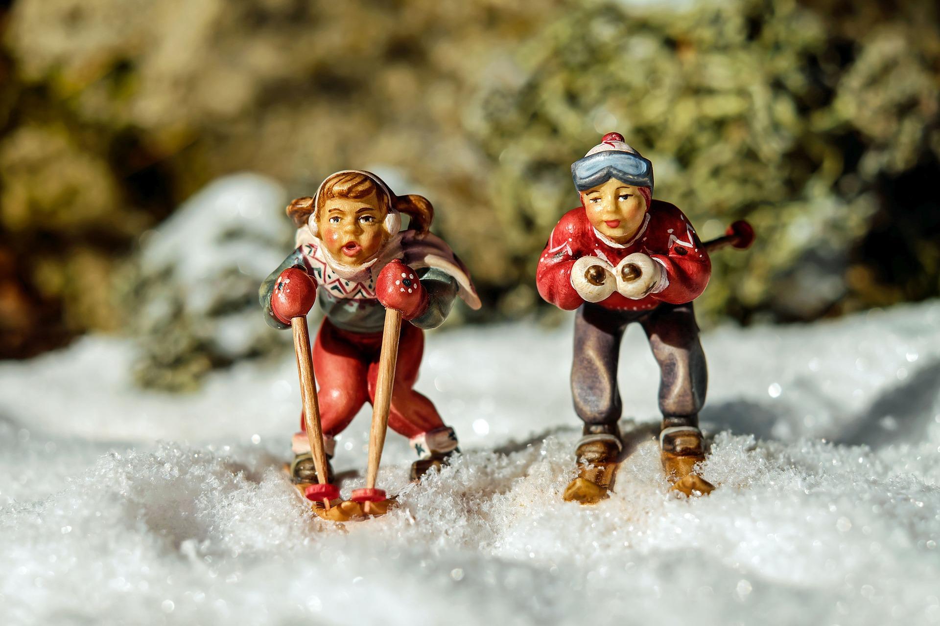 Ski nordique, ski alpin...