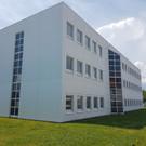 Gebäude von der Seite