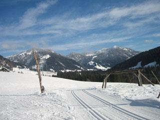 ... überschaubares Skigebiet...