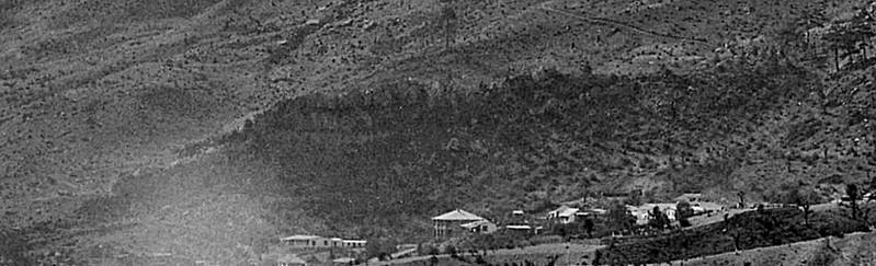 Hastane ve Villalar Bölgesi