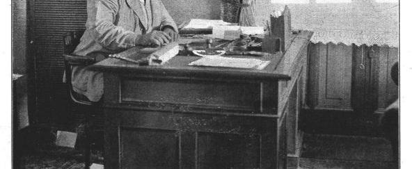 Şantiye Şefi Yüksek Mühendis Nicholas Mavrogordato