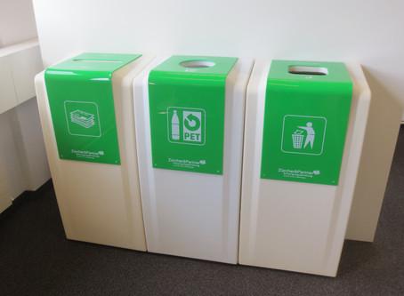 Abfalltrenn-Systeme heute!