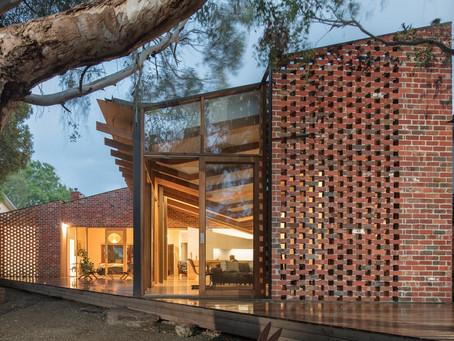 Brick architecture.