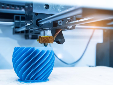 Return of craftmanship is the modern age through 3D printing.