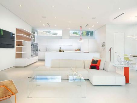 Furniture impact on interior design.
