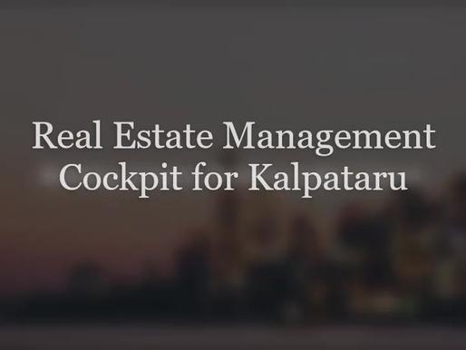 Real Estate Management Cockpit