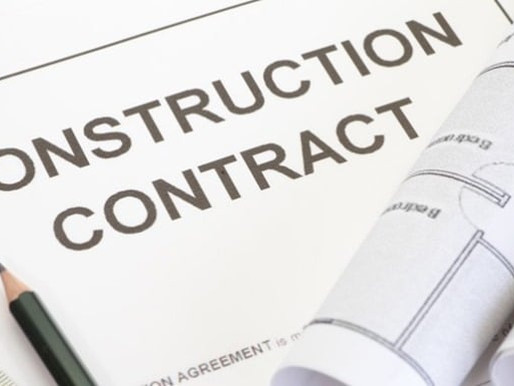 Basics of Construction Contracts