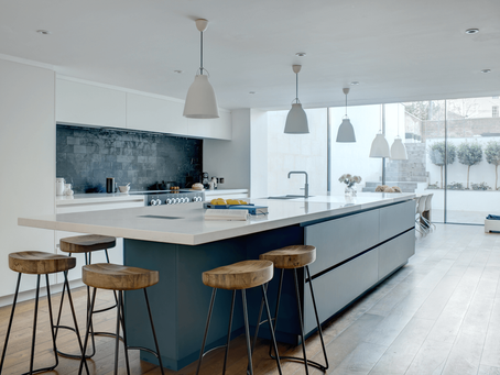 Functions of kitchen island.