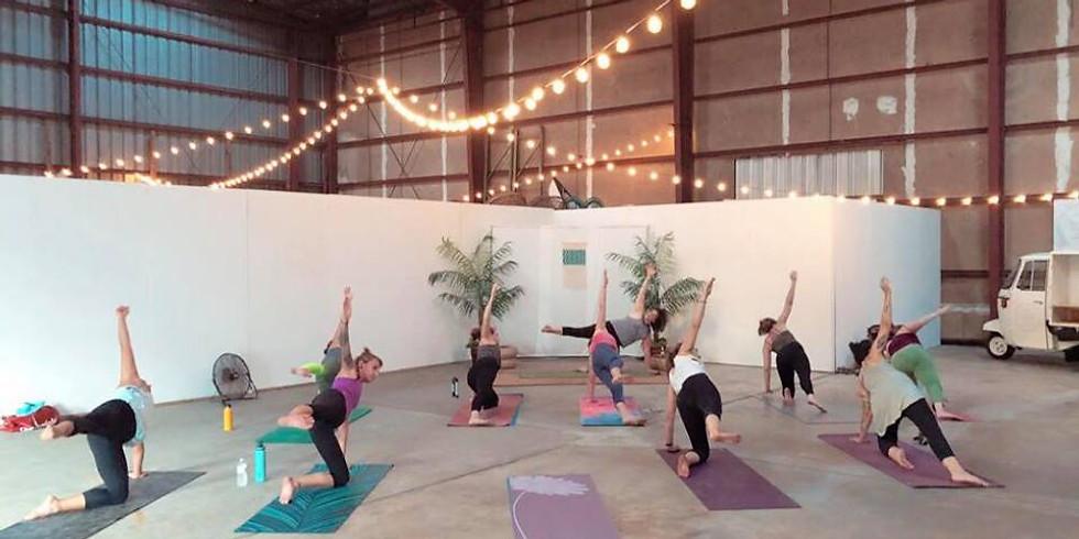 Vinyasa Flow Yoga - All Levels  (1)
