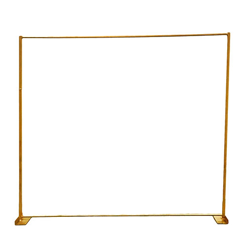 GOLD Backdrop Frame