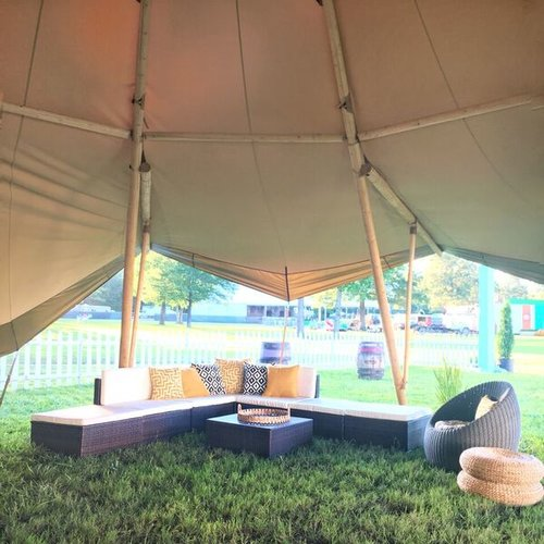 Bonnaroo Tipi 2- The French Eclectic Blog