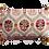 Thumbnail: DELHI Suzani Pillows