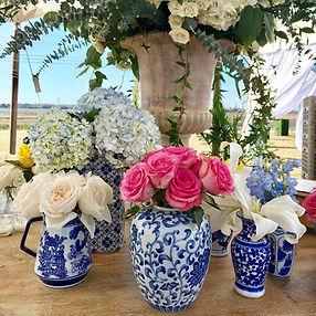 Blue and White Porcelain Ginger Jars_Ves