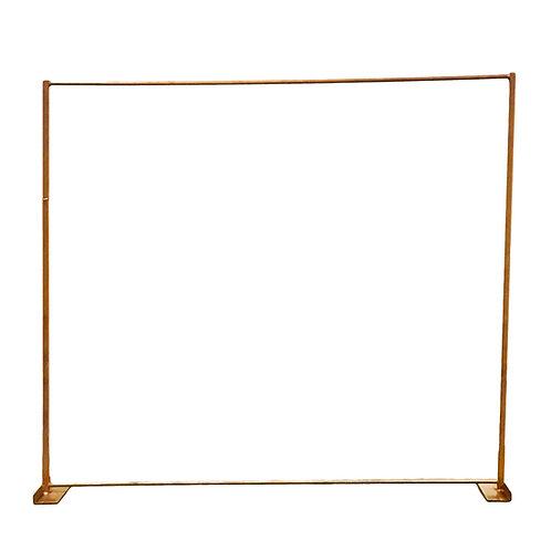 ROSE GOLD Backdrop Frame