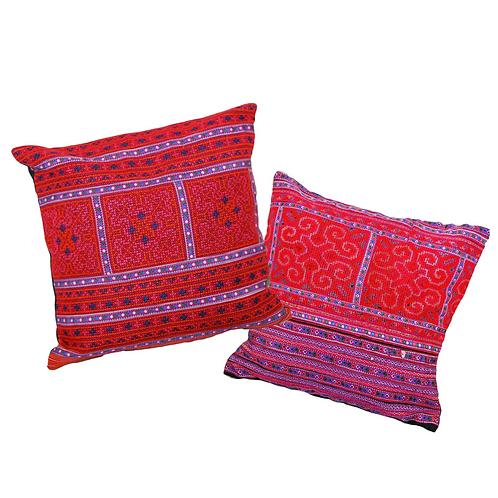 POW WOW Pillows