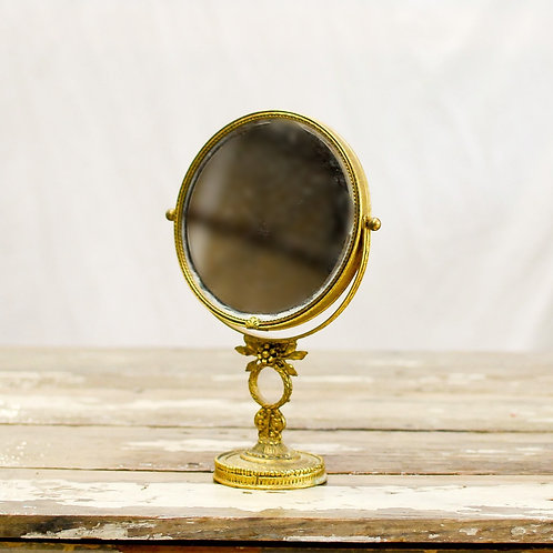 Gold Vanity Mirror