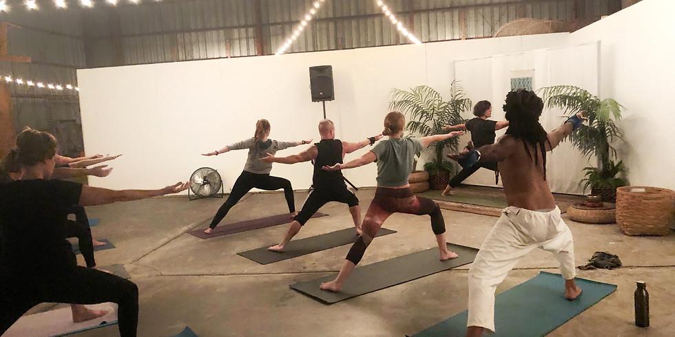$5 Vinyasa Flow Yoga