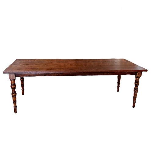 Oak Farm Tables