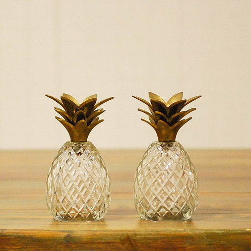 PINEAPPLE Candle Holders
