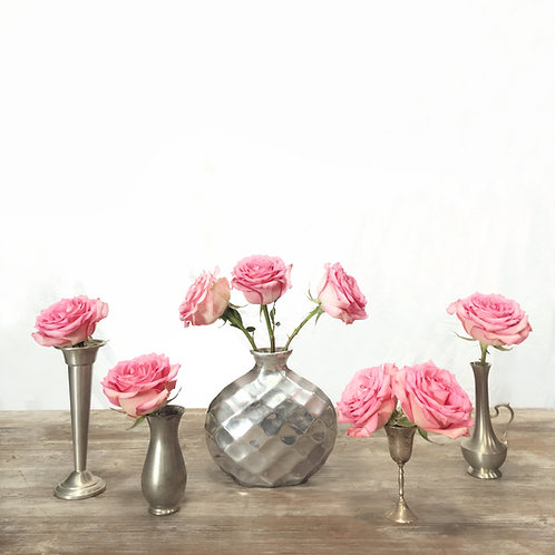 Silver + Pewter Vessels