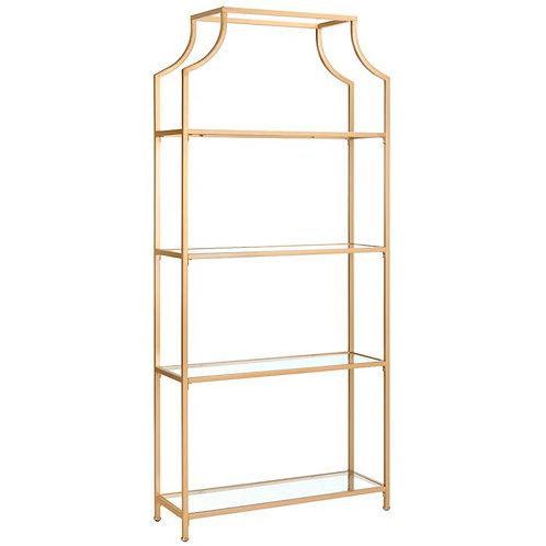 SOIREE Gold Shelf