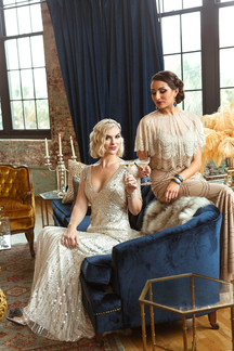 Great Gatsby wedding_The French Eclectic