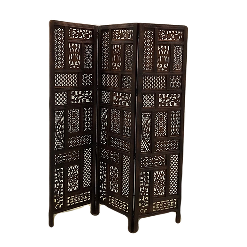 Carved Wood Screens