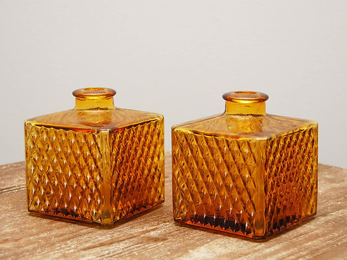AMBER Glass Vessels