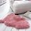 Thumbnail: Pink Fur Throw Rug