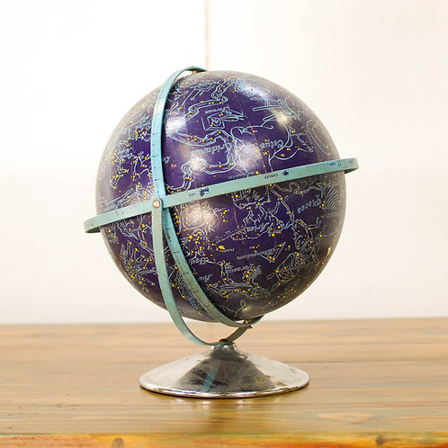 Vintage Celestial Globe