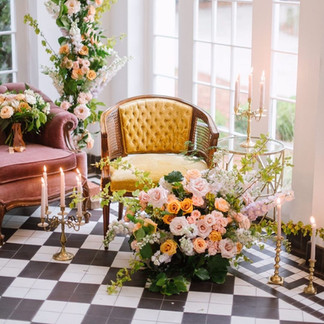 Romantic Wedding At Lowdes Grove_The Fre