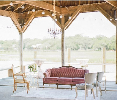 Lounge at Boone Hall Cotton Dock