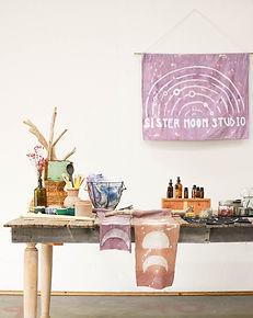 Sister Moon Studio creative workshops